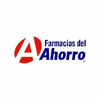 logo farmacia del ahorro